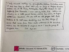 William Nicholson, The Outsiders