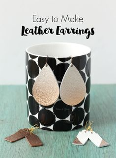 Easy-to-Make Leather
