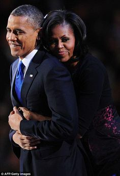 "‎""I wouldn't be the man I am today without the woman who agreed to marry me 20 years ago. Let me say this publicly: Michelle, I have never loved you more. I have never been prouder to watch the rest of America fall in love with you, too, as our nation's first lady."""