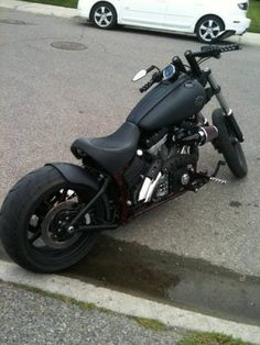2009 Harley-Davidson Custom one of a kind Night Rocker-N in Calgary, Alberta For Sale