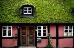 House near Lejre Denmark, Photo by David Ryan (© 2012) http://etsy.me/19JQmUM