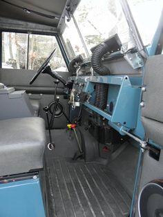 // 1964 Land Rover Model IIA