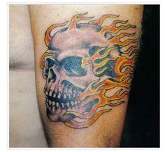 28 Deadly Skull Tattoo Designs