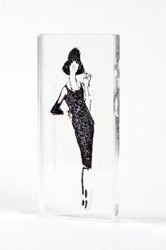 Leslie Stamp - vintage fashion illustration