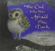 The Owl Who Was Afraid of the Dark by Jill Tomlinson and Paul Howard from A gorgeously illustrated picture book edition of the beloved classic children's story about overcoming fears. Baby Barn Owl, Baby Owls, Owl Babies, Scared Of The Dark, Light In The Dark, Dark Books, My Books, Reading Books, Kids Reading