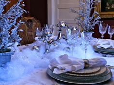 Christmas Tablescape    Tips for creating a home that welcomes in the season and reflects your personal holiday style. Join me on Stagetecture radio on Wednesday - 11/28 at 12pm EST    http://stagetecture.com/episode6