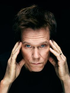 Kevin Bacon by Miller Mobley