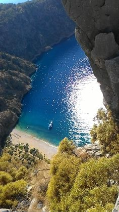 Butterfly Valley in #Oludeniz #Turkey (lunch and mud bath included)