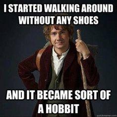 ...Pun?  Win.  ...Tolkien pun?  I have no words.