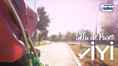 Silla de Paseo yIYI, para esos paseos de otoño. // Stroller yIYI, for these walks in autumn.  www.asalvo.com  #Asalvo #fabricadoconamor #madewithlove #silla #silladepaseo #paseo #sillita #stroller #otoño #autumn #fall #parque #park #walk #yiyi #puericultura #puericulture #rosa #pink #baby #bebe #mama #mom