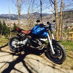 BMW R 1100 GS Custom