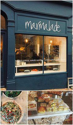 Marmalade Cafe, Brighton - Fuggle Antics