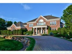 Welcome to luxury! Gorgeous red brick home