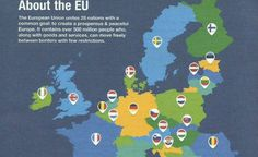 Mała Polka w Gloucester otrzymała dzienniczek ucznia z mapą Europy… bez Polski