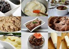 Arhive APERITIVE - Pagina 2 din 8 - Rețete Fel de Fel Cream Cake, Ice Cream, Delish Cakes, Trifle, Nutella, Tiramisu, Mousse, Frosting, Cheesecake