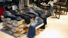 USC stores designed by Four-by-Two #merchandising
