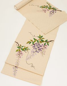 """Zone and a kimono shop mail order of Modern Antenna-modern kimono and obi - the total embroidery band """"The Flower of The example is"""""""