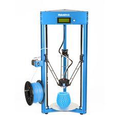 Makeblock mGiraffe 3D printer-diy 3D printer-3D printing materials