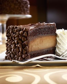 Hershey's Chocolate Cheesecake. Anyone who knows me know I <3 cheesecake! It makes me HAPPY! Yummy Goodness!!! #ModerationNation