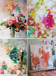 Michelle Armas, Artist by pinkadio, via Flickr