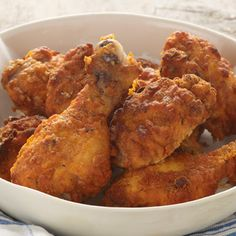 Chicken- Oven Fried Chicken