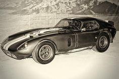 1964 Cobra Daytona Coupe