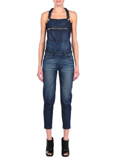 Blank NYC, overalls by Blank NYC