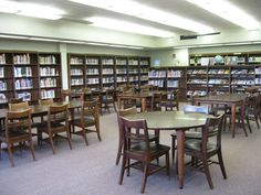 James Madison Middle School - Library Media Center