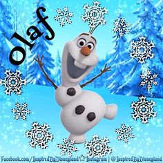 do you want to build a snowman? Frozen Movie, Anna Frozen, Olaf Frozen, Disney Frozen, Disney Pixar, Olaf Snowman, Build A Snowman, Snowmen, Jack Frost