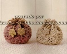 Bags and purses crochet to do your shopping - Amigurumix Crochet Drawstring Bag, Crotchet Bags, Crochet Pouch, Crochet Diy, Crochet Keychain, Crochet Woman, Crochet Purses, Learn To Crochet, Crochet Flower Patterns