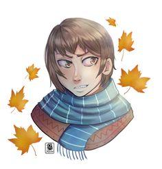 Autumn Wind by Dajelisen.deviantart.com on @DeviantArt