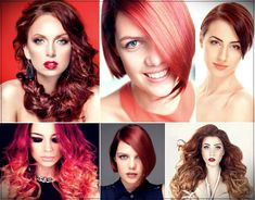 Red hair: all shades! Photos to find the perfect red #2019redhair #redhair #redhaircolor