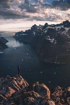 Go where you feel the most alive. (Photo via Max Rive)