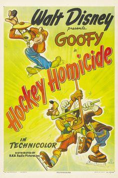 Hockey Homicide  – Disney