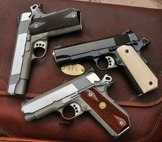 1911 Pistol, Revolver, Colt 1911, Cool Guns, Awesome Guns, Pocket Pistol, Fire Powers, Home Defense, Firearms