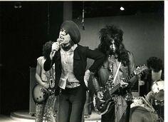 New York Dolls, 1973. Photo by Charles Gatewood.