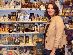 Patti, owner of the Cross Eyed Owl Gift Shop in Valatie, NY ( Eyed Owl Gift Shop)