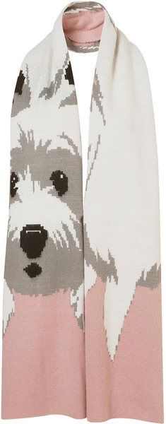 Cute Dog Scarf