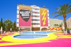 Mallorca Rocks Apartments Hotel - #Magalluf (Magaluf), #Mallorca (Majorca) - read customer reviews and book the Mallorca Rocks Apartments hotel.