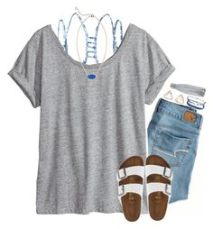 Thank you SOOO much for 1500!! I can't believe it by thedancersophie on Polyvore featuring polyvore, fashion, style, H&M, American Eagle Outfitters, RVCA, Birkenstock, Kendra Scott, Pura Vida, Charlotte Russe, S'well and clothing