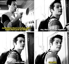 Coach and Stiles