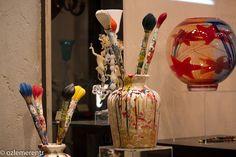 shop window, Venice   [Murano glass]