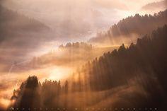 Photo The valley of winds by Krzysztof Mierzejewski on 500px