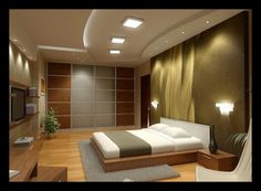 Unbelievable Master Bedroom Designs and Pictures-2