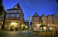 Herborn Marketplace, Herborn, Germany