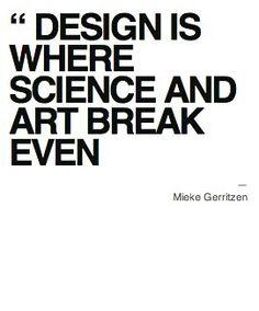 Science + Art | design