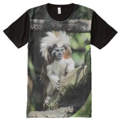 Cottontop Tamarin T-Shirt - tap, personalize, buy right now! Stylish Shirts, S Shirt, Custom Design, Print Design, Prints, Mens Tops, How To Wear, Stuff To Buy, Print Layout
