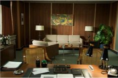 Sofa - mad men set