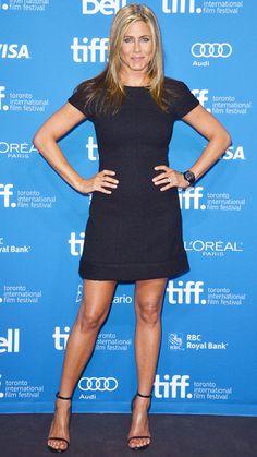 September 14, 2013 - Jennifer Aniston's 29 Best Little Black Dresses Ever - Celebrity - InStyle.com
