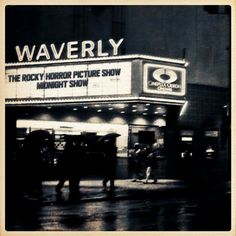 Waverly Theater NYC 1976